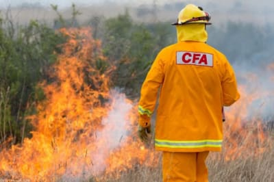 Act now to protect to prepare your property for fire Photo by Blair Dellemijn CFA