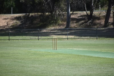 Cricket Ground Credit to River 1467 or Gold Central Victoria