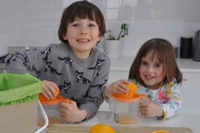 Children and fruit MRSC