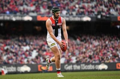 Saints hopeful of Paddy return