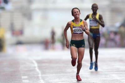 lisa jane weightman Commonwealth Games 2018 womens marathon - pic taken nefore that - from FB .jpg
