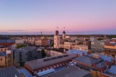 ballarat city made of ballarat