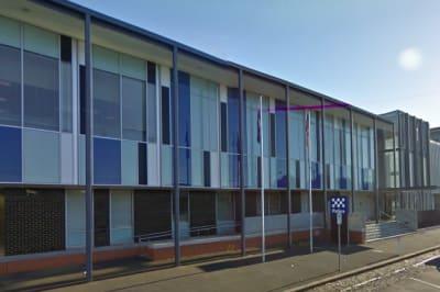 ballarat police station google maps