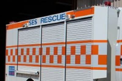 ses rescue tyruck state emergency service jul 2019 pic FB led