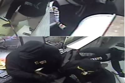 Skipton robbery CCTV offenders Victoria Police