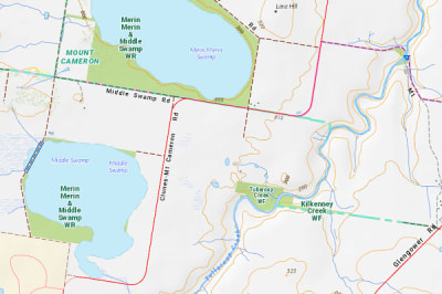 clunes mt cameron rd fatal accident 16Jan2020 itled