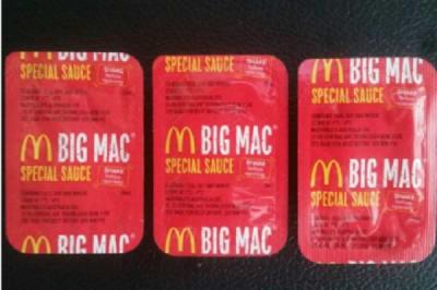 McDonalds sauce ebay resized