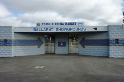 ballarat showgrounds
