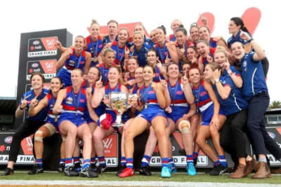 Four-year TV deal for AFLW