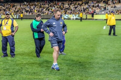 Clarko going nowhere