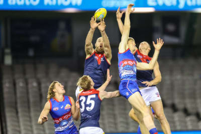 Dogs plot Max's grand final demise