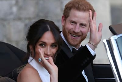 Royal wedding gift bags are being sold for thousands on eBay