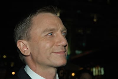 Quantum of Solace World Premiere 2008 - Daniel Craig