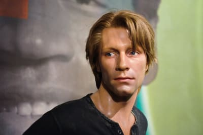 Jon Bon Jovi at Madame Tussaud