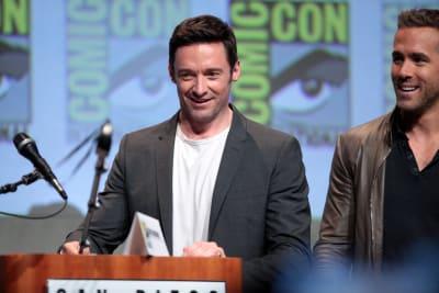 Hugh Jackman & Ryan Reynolds