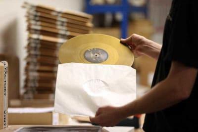 Vinyl fans mark 70 years since first LP.jpg
