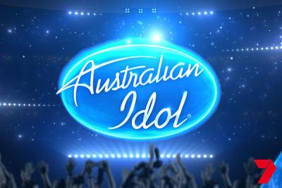Australian Idol on Seven 600x400