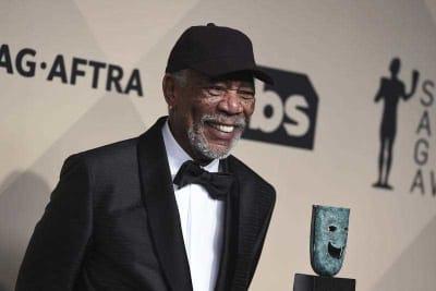 Morgan Freeman award