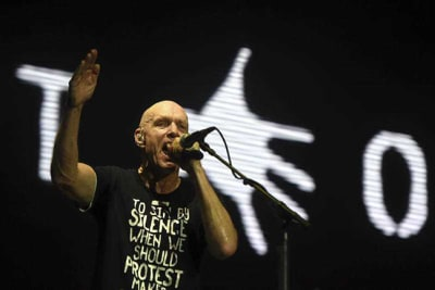 peter garrett performing