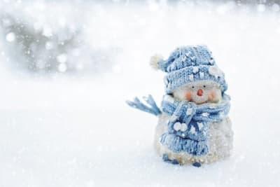 Snow pixabay