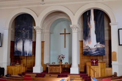 Baptistsmurals