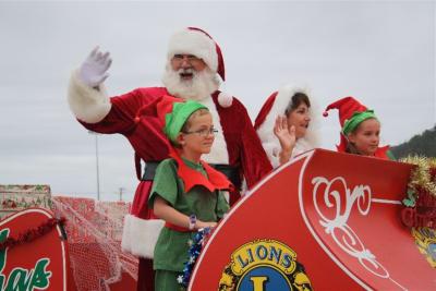 Burnie Christmas Parade