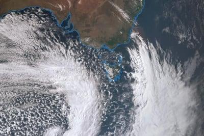 Tas Weather satellite