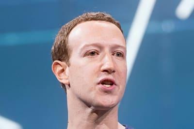 Mark Zuckerberg F8 2018 Keynote (cropped)
