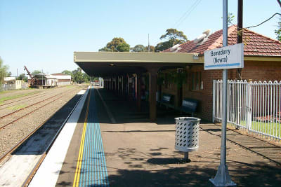 800px Bomaderry railway station