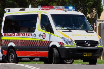 800px NSW Ambulance Service Mercedes Benz Sprinter Flickr Highway Patrol Images