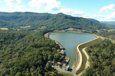 Kangaroo Valley Pumping Station Tall copy