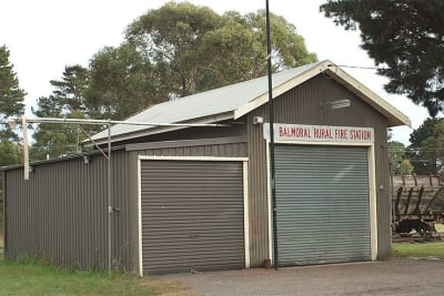 Balmoral Rural Fire Station