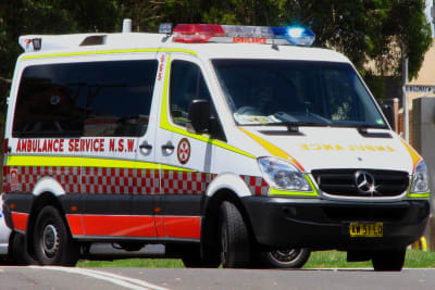 Fatal crash between Crookwell Taralga