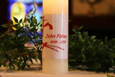 John Fahey Candle