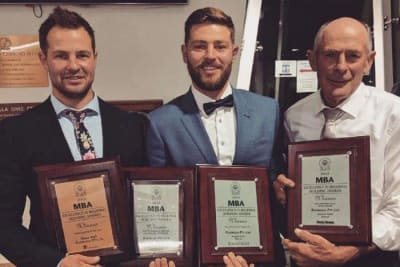 Locals recognised at master builder awards