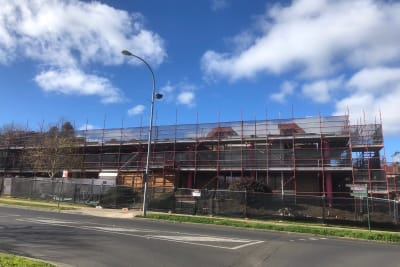 WINGECARIBEE COUNCIL BUILDING AUGUST 21