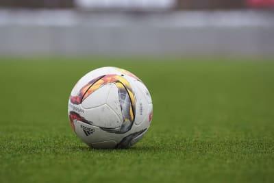 ball football grass 1