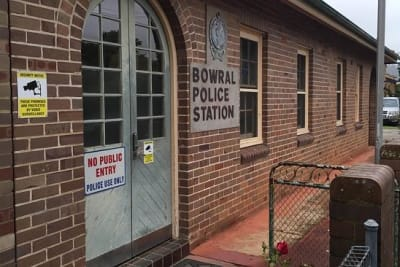 bowral police station