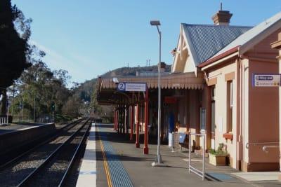 bowral train station