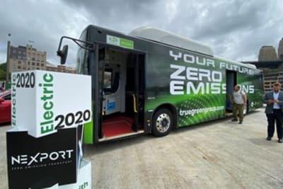 electric vehicles nexport