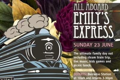 emily express flyer
