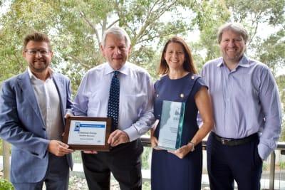 endeavour energy award