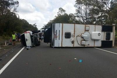 marulan caravan crash