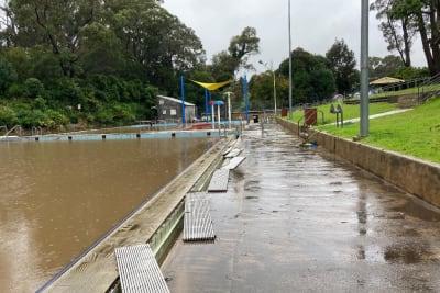 mitta pool damage may 10 2021