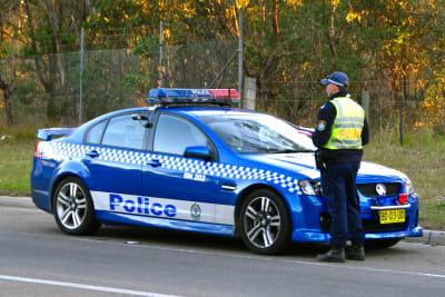 police 13