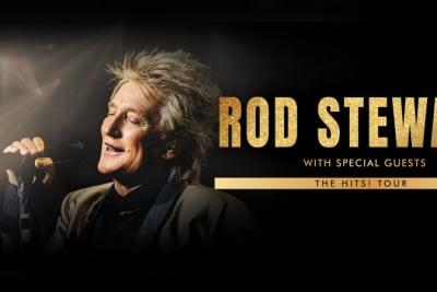 rod stewart the hits tour