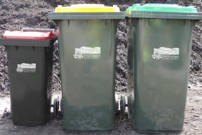 wingecarribee council bin collection