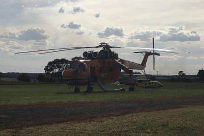 firefighting helicopter chopper buny fire dec 2018 opic by spaldo IMG 5227