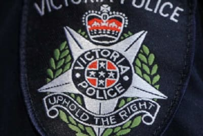 victoria police badge cops 2019 Untitled