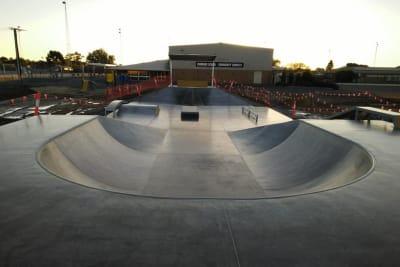 skatepark cummins